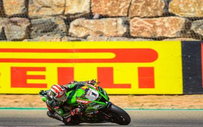 Superbike: quattro costruttori sul podio ad Aragon
