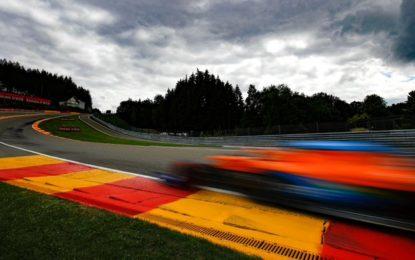 GP Belgio 2020: la griglia di partenza ufficiale