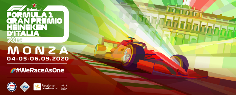 Presentato il poster ufficiale del GP d'Italia 2020 | MotoriNoLimits.com