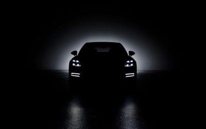 Porsche presenta la nuova Panamera in diretta web