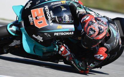 MotoGP: Quartararo, Morbidelli e Oliveira nel venerdì di Brno