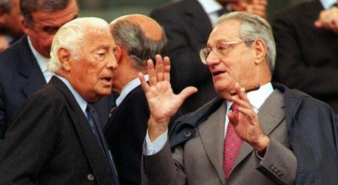 E' morto Cesare Romiti ex AD e presidente Fiat