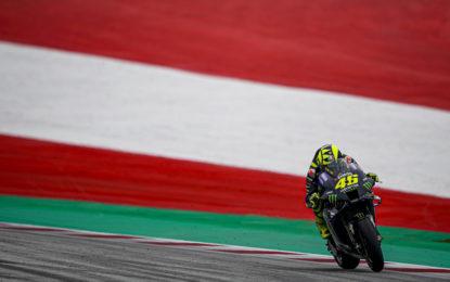 """Valentino Rossi: """"La sicurezza conta più di tutte le posizioni guadagnate"""""""