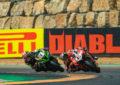 WorldSBK: ad Aragon doppietta Ducati Redding-Davies davanti a Rea