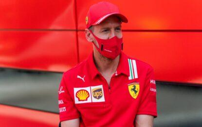 Vettel contrario al format dei due giorni. Con motivazioni valide