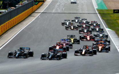 """Minardi: """"Hamilton fortunato, anche su tre ruote…"""""""