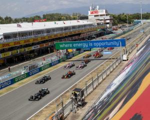 La F1 rifiuta i progetti di griglia rovesciata di Liberty Media