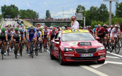 ŠKODA di nuovo al fianco del Tour de France