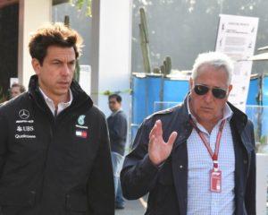 La questione Mercedes rosa in tribunale. Wolff tranquillo. McLaren e Williams scappano