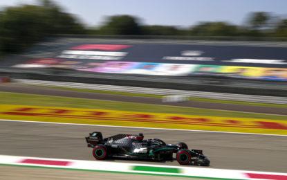 Monza: strategia più veloce a una sosta, ma tutto apertissimo