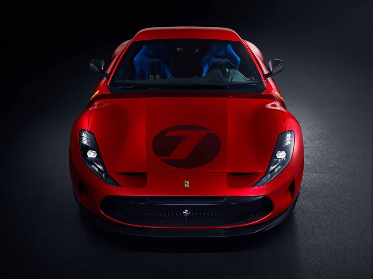 Ferrari Omologata, la nuova one-off di Maranello