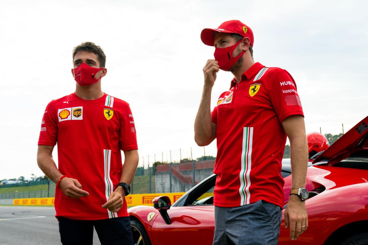 Vettel e Leclerc al via di un weekend a tinte forti al Mugello