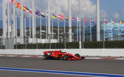 """Ferrari: """"Qui a Sochi ci attende un sabato di grande lavoro"""""""