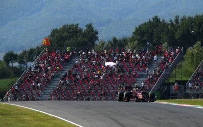 Ferrari: la festa al Mugello si chiude con 5 punti. Un cazzotto nello stomaco
