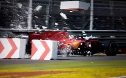 A Monza una Ferrari drammatica e pericolosa. Ma loro cambiano il rosso