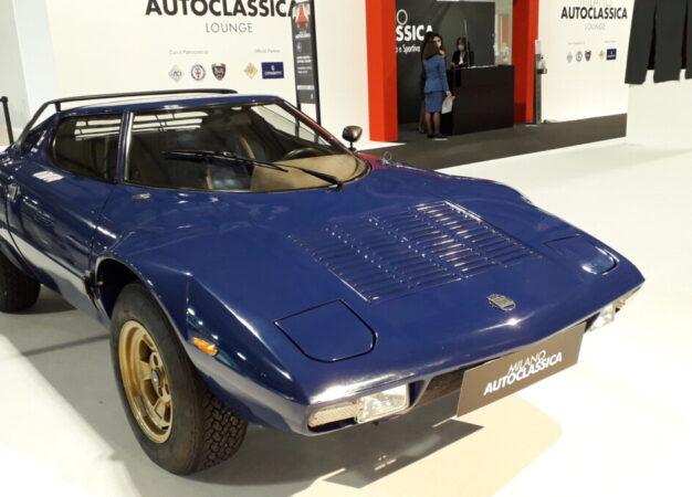 Inaugurata la decima edizione di Milano AutoClassica