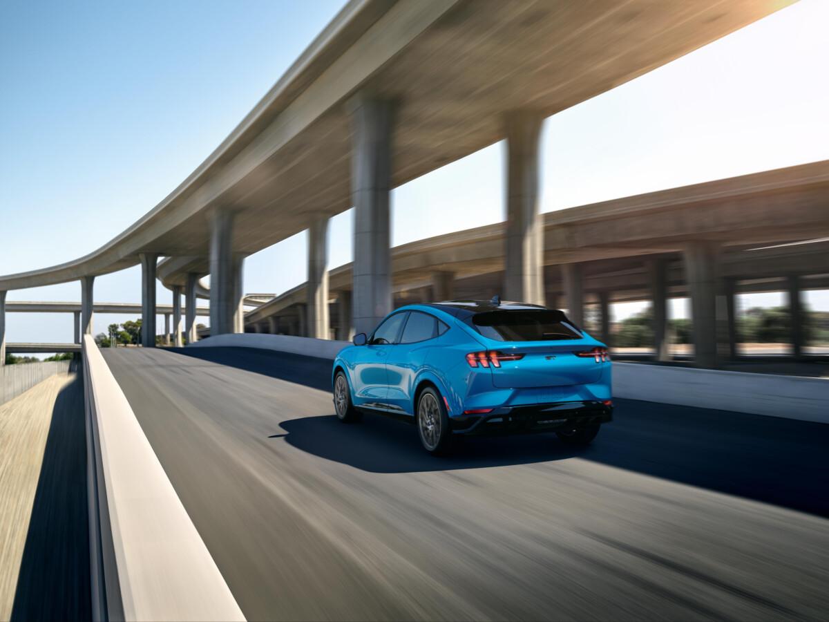 Ford Mustang Mach-E GT: accelerazione da paura!