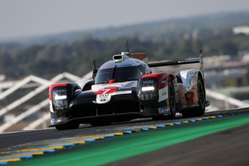 Pole a Le Mans per TOYOTA GAZOO Racing
