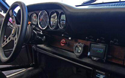 COYOTE RACE: la sicurezza per le corse d'auto storiche