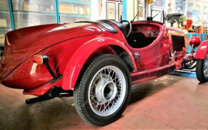 A Modena Motor Gallery il ricordo di Francesco Stanguellini