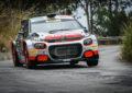 CIR: Crugnola-Ometto e la Citroën C3 R5 vincono il Targa Florio