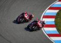 Tribuna Ducati aperta al pubblico per il GP dell'Emilia Romagna