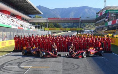 GP Toscana-Ferrari 1000: la griglia di partenza ufficiale