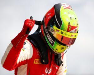 F2: seconda vittoria 2020 per Mick Schumacher nella Feature Race a Sochi