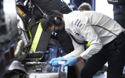 PETRONAS e la F1: il ruolo del Trackside Fluid Engineer