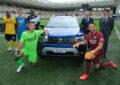 Dacia e Udinese: la partnership prosegue per altri tre anni