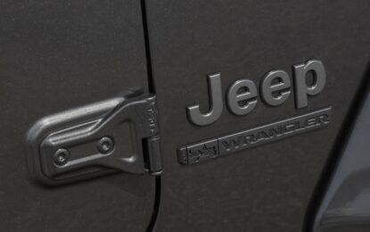 Jeep festeggia gli 80 anni con nuovi modelli in edizione speciale
