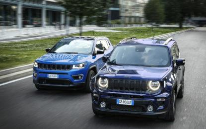 In concessionaria i primi SUV ibridi plug-in Jeep