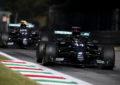Dominio Mercedes in qualifica a Monza. Senza party mode. Ferrari a fondo