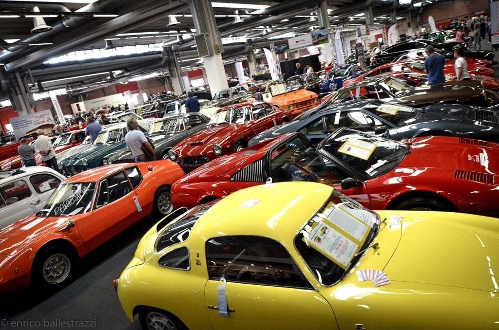 Modena Motor Gallery: alle 11 l'inaugurazione dell'ottava edizione