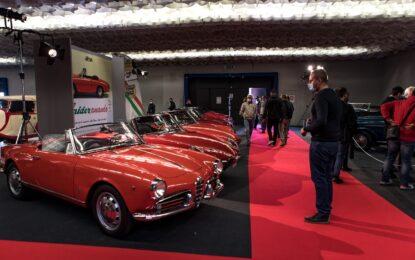 Modena Motor Gallery: ed è subito un successo!
