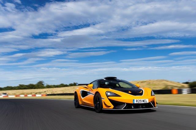 McLaren 620R ancora più sportiva con R Pack