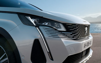 Nuovo SUV Peugeot 3008: il successo si rinnova