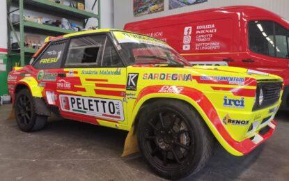Paolo Diana pronto per il suo 14° Rallylegend