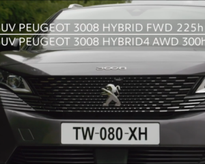Fotogallery: digital reveal Nuovo SUV Peugeot 3008