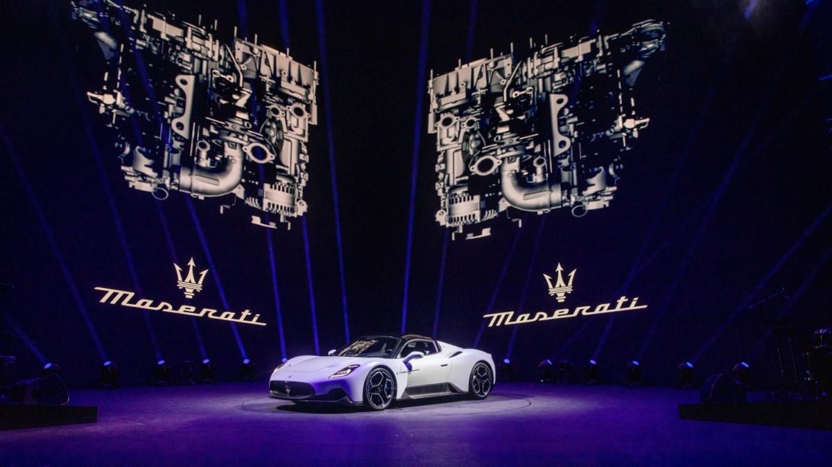 MC20: la nuova super sportiva Maserati