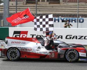Terzo successo consecutivo a Le Mans per TOYOTA GAZOO Racing
