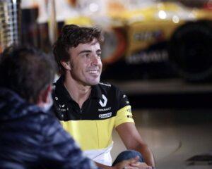 Alonso scherza su Abiteboul che non risponde ai messaggi