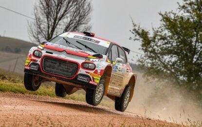 Andreucci e Pinelli su Citroen C3 R5 vincono il Rally Adriatico-Marche