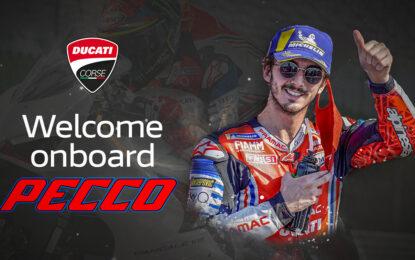I piloti ufficiali Ducati e Pramac Racing per la MotoGP 2021