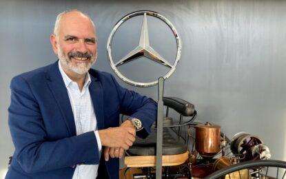 Eugenio Blasetti responsabile External Affairs Mercedes-Benz Italia