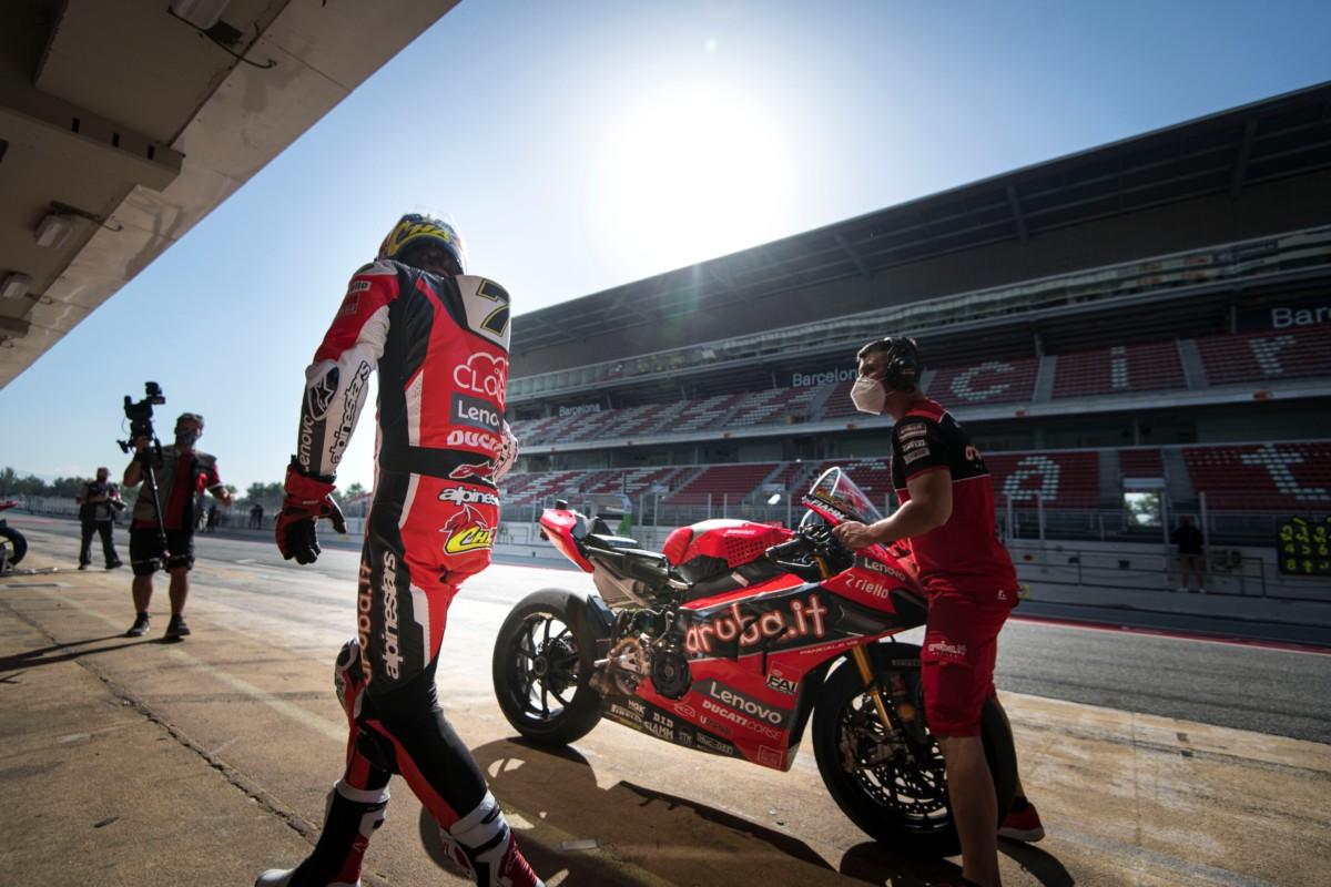 Superbike: Brembo e l'impegno dei freni al round 6 in Catalunya