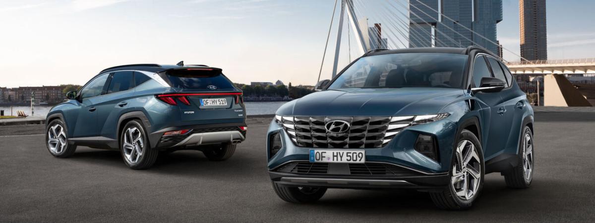 Nuova Hyundai Tucson: tecnologia e design straordinari