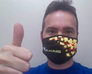 """A Rallylegend Paolo Diana lancia """"Ti voglio racing… ma con la mascherina"""""""