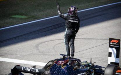 Hamilton-Bottas anche al Mugello, terzo Verstappen. Leclerc 5°