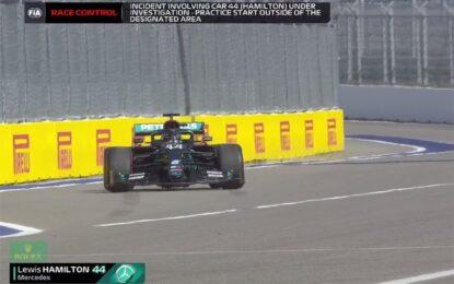 Commissari FIA contro le accuse di Hamilton. E Bottas tira la stoccata